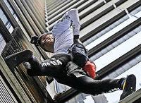 Spiderman in London