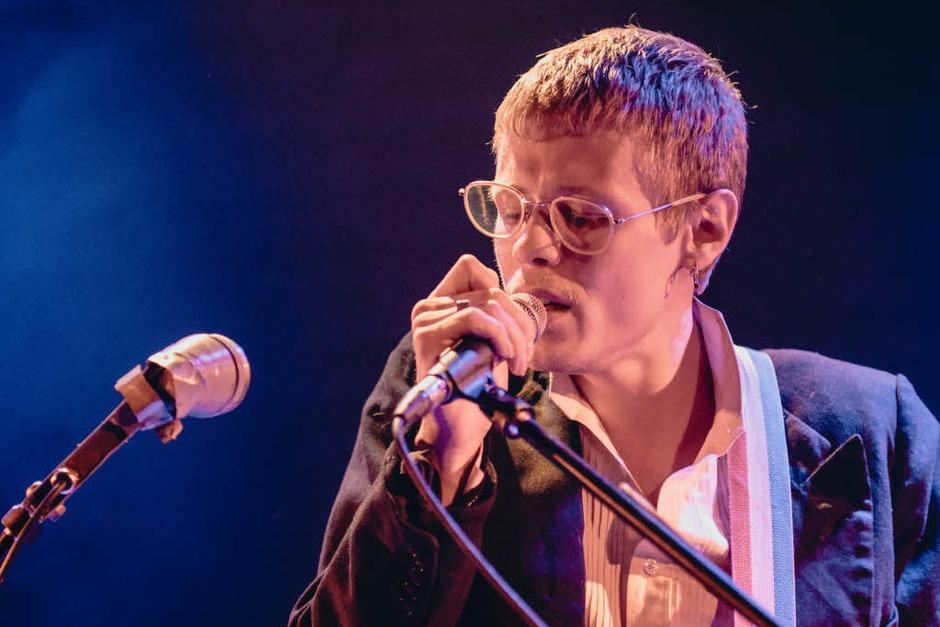Im Jazzhaus zu Gast: Jesper Munk. (Foto: Fabio Smitka)