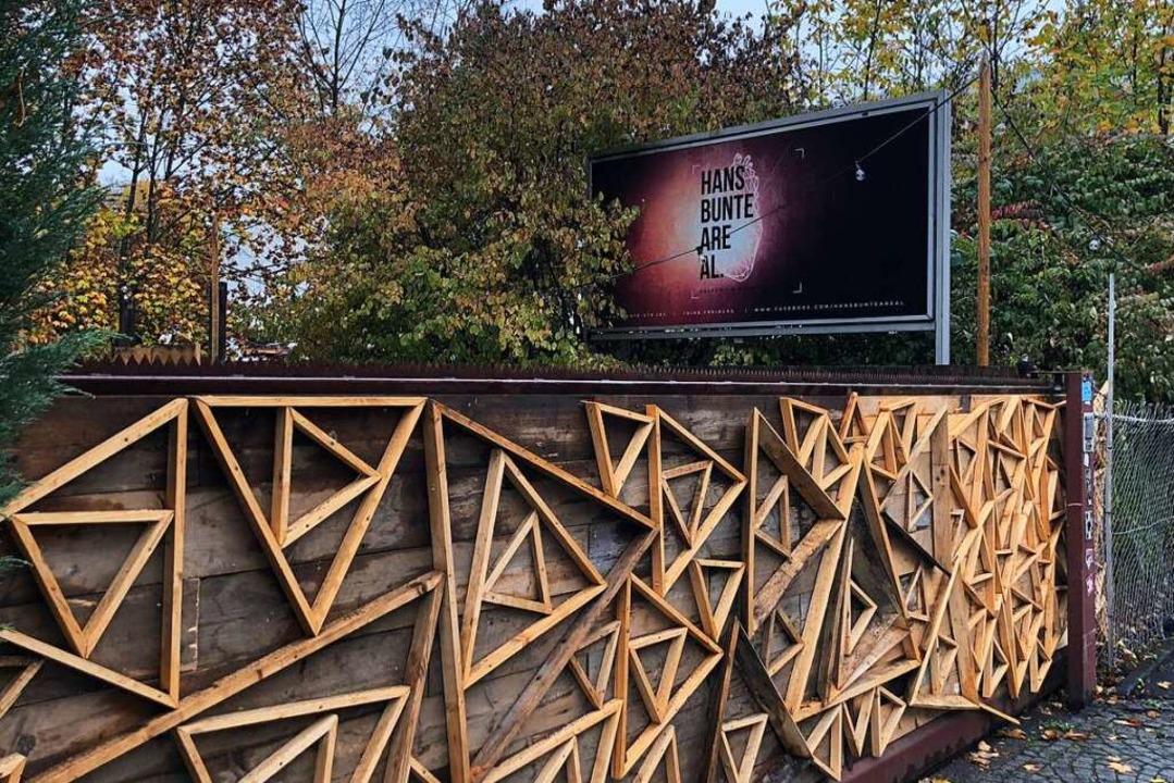 In unmittelbarer Nähe dieses Tores zum...t des 13. Oktober brutal vergewaltigt.  | Foto: Joachim Röderer