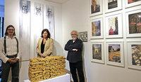 """Kunstwerke werden beim """"Offenen Atelier"""" erlebbar"""