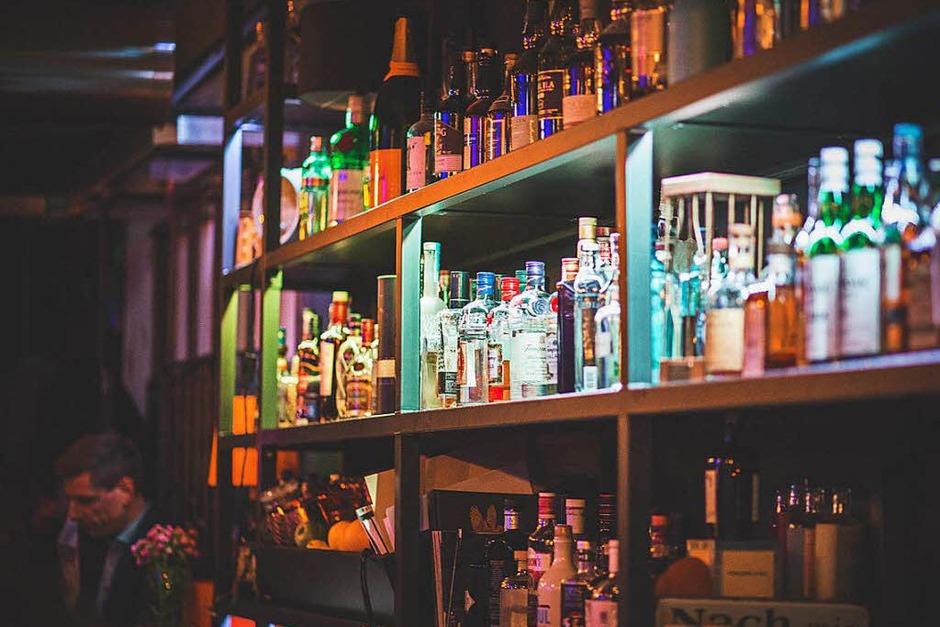 Die Elizabeth Bar in Freiburg feierte ihren zweiten Geburtstag. (Foto: Fabio Testa  )