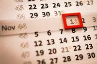 Wer zum Teufel rechnet wirklich in Kalenderwochen?