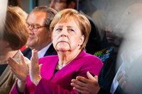 Warum gibt es Aufregung um Angela Merkel?