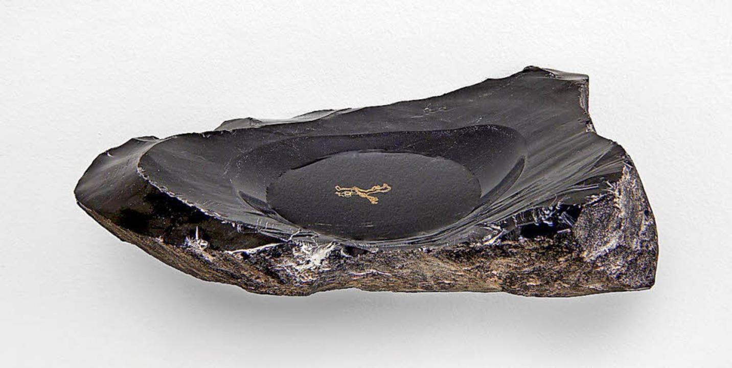 Ein Werk von Tania Pérez Córdova     Foto: Kunsthalle Basel