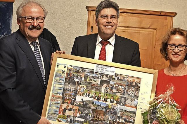 Vom Finanzamt ins Bürgermeisteramt
