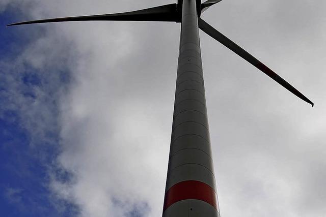Drei Windräder am Rotzeleck