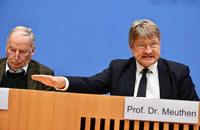 AfD-interne Kritik am Umgang mit Mitgliedern am rechten Rand
