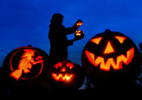 Warum feiern Menschen Halloween?