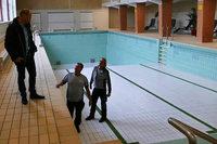 Das Rheinfelder Hallenbad bleibt vorerst geschlossen