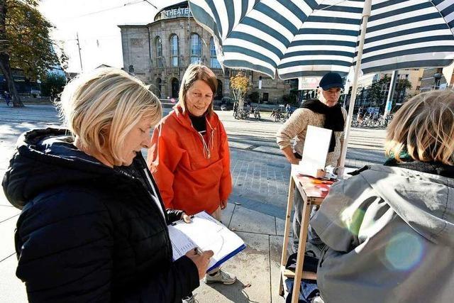 Mehr als 12.500 Unterschriften: Bürgerentscheid zu Dietenbach kommt
