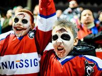 Fotos: So war es an Halloween beim EHC-Spiel gegen Ravensburg