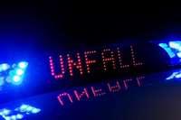 Fünf Fahrzeuge in Unfall auf A5 bei Rust verwickelt – ein Verletzter