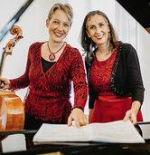 Duo Animando gastiert am Sonntag, 4. November, im Haus Salmegg in Rheinfelden