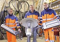 Die LED-Laternen in Rheinfelden lohnen sich