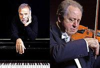 Nicolas Chumachenko und Pianist Josep Colom gastieren in Laufen