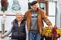 Rainer und Heide Krebs hören nach 25 Jahren mit ihrer Crêperie auf