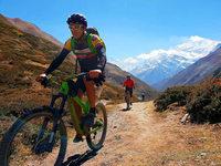 Friesenheimer erzählt von seiner Extremradtour im Himalaya