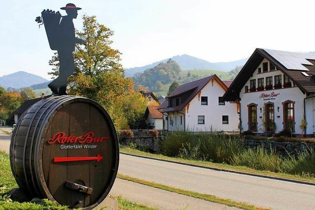 Winzergenossenschaft Glottertal: Wer war der rote Bur?
