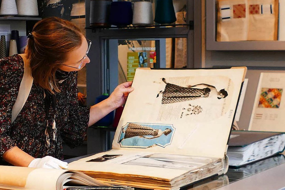 Mit dem Ende des Ersten Weltkriegs brach das durchlässige wirtschaftliche Gefüge im Dreiland auseinander. Zeugnisse dieser Zeit finden sich im Museum Weiler Textilgeschichte. (Foto: Yvonne Siemann)