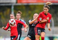 SC-Frauen verlieren knapp mit 3:4 gegen FFC Frankfurt