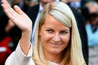 Kronprinzessin Mette-Marit schwer erkrankt