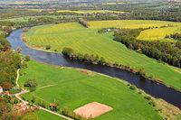 Flüsse in Deutschland befinden sich in einem schlechten Zustand