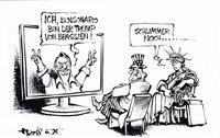 """"""". . .Trump wird der Bolsonaro der USA sein!"""""""