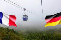 Die Seilbahn des Europa-Parks ins Elsass würde durch zwei Naturschutzgebiete führen