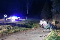 Zwei Autofahrer prallen zwischen Menzenschwand und St. Blasien frontal zusammen