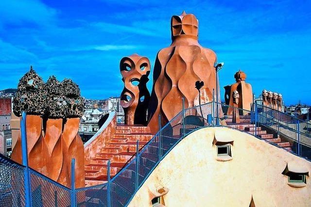 Barcelona fasziniert mit einzigartiger Kultur