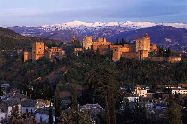 Abwechslungsreiches Andalusien