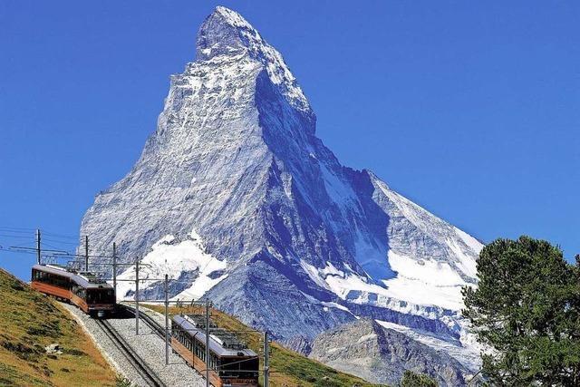 Mit dem Bernina- und Glacier-Express durch die Alpen
