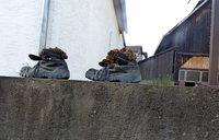 Mauerschmuck in Ichenheim