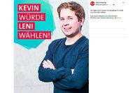 Südwest-Jusos posten Wahlempfehlung von Kevin Kühnert – er wusste nichts davon