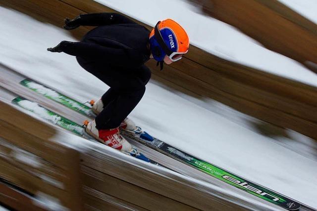 Der Skisprung-Trainer des Jahres kommt aus Schönwald