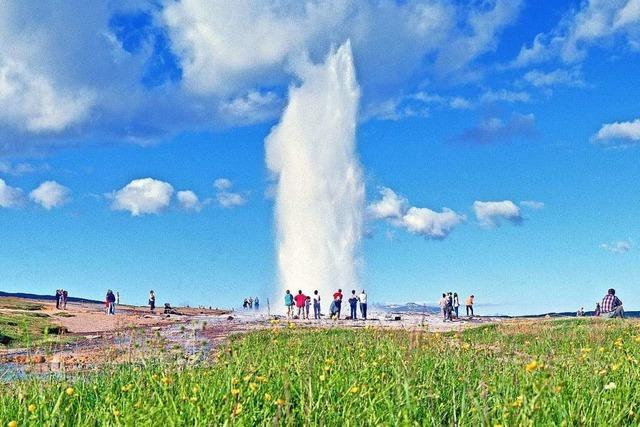 Island, das Reich der Elfen und Trolle