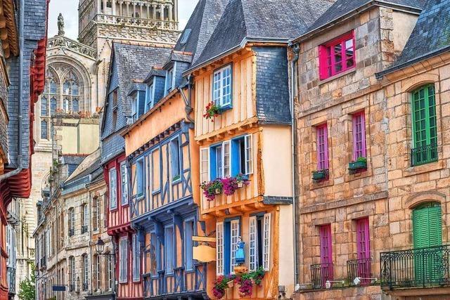 Bretagne oder Normandie? Oder beides?