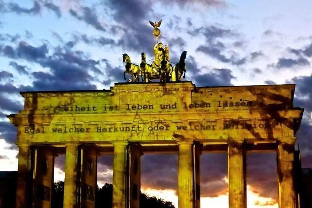 Noch einmal eintauchen in das geteilte Berlin