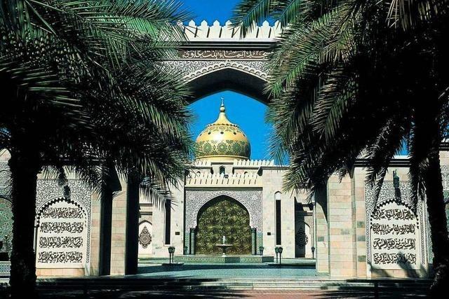 1001 Nacht im Oman