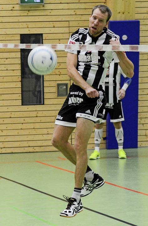 Sven Muckle im Einsatz   | Foto: Sebastian Köhli