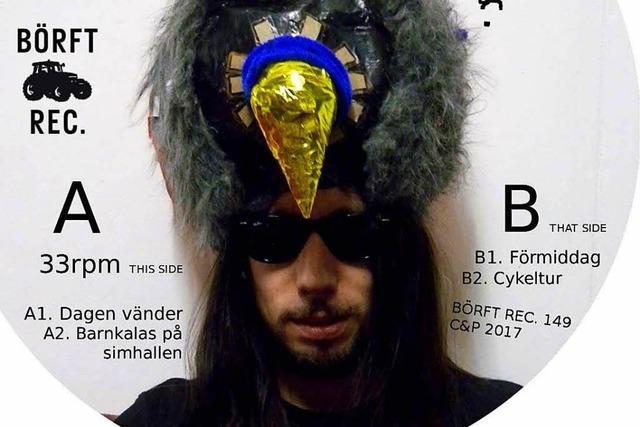 Zwischen Mensch und Maschine: Erik Jäähalli spielt am Samstag ein Live-Set im White Rabbit