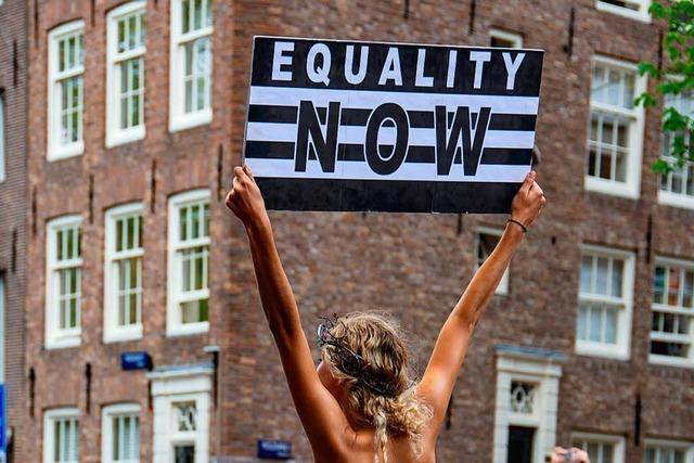 Die Schweizer Feministin Zita Küng spricht am Montag im Aka-Filmclub