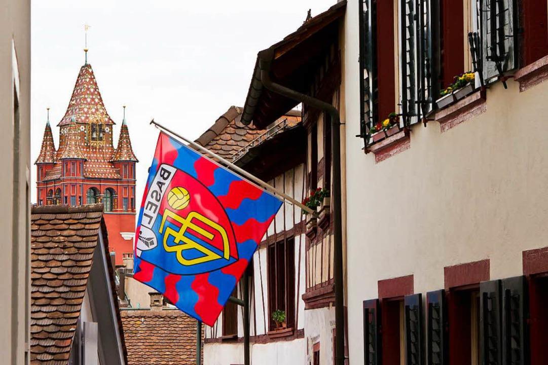 Der FC Basel ist für viele heilig (Symbolbild).  | Foto: Carlotta Huber