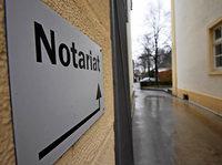Am Notar führt kein Weg vorbei