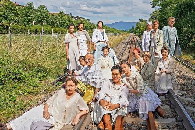 Eine Straßenbahnfahrt mit Opernaufführung: