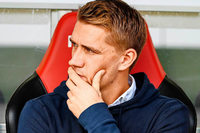Nils Petersen fällt wohl auch im Spiel gegen Mainz aus