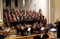 Musikalisches Hochamt zu Ehren des Kirchenpatrons St. Martin in der Freiburger Innenstadt