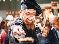 Fotos: Genuss mit allen Sinnen auf der Plaza Culinaria 2018