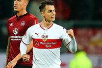 Stuttgart gewinnt mit 2:0 gegen Nürnberg