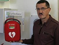 Beherzter Eingriff kann Leben retten